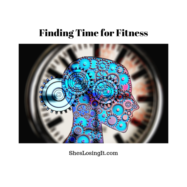 5 Tips Finding Time for Fitness